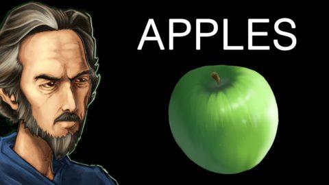 Alan Watts: Apples