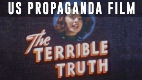 Anti-Drug Propaganda Film: The Terrible Truth [1951]
