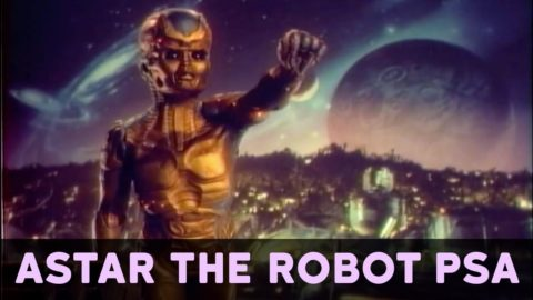 BOTH Astar the Robot PSA [Remaster]