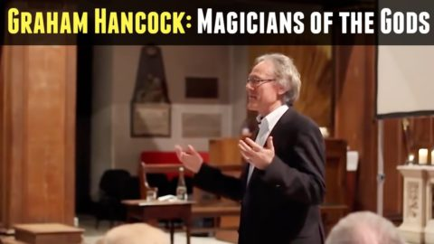 Graham Hancock: Magicians of the Gods - The Great Flood, Atlantis, and Megaliths [2014]