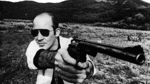 Hunter S. Thompson's Post 9-11 Interview [FULL]