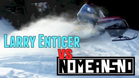 Larry Enticer vs NoMeansNo: Joyful Reunion