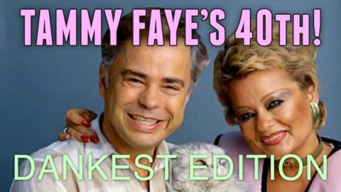 Tammy Faye Bakker's [DANK] 40th Birthday Party