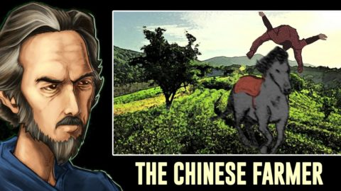 The Story of the Chinese Farmer by Alan Watts