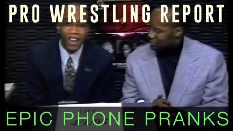 TV Prank Calls: The Pro Wrestling Report [Remix]