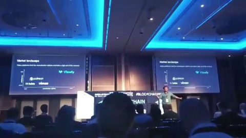 View.ly Discusses their Decentralized Video Platform at Blockchain Week London