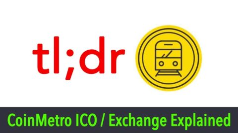 Coinmetro Exchange / ICO Explained by the CEO: [TL;DR Edition]