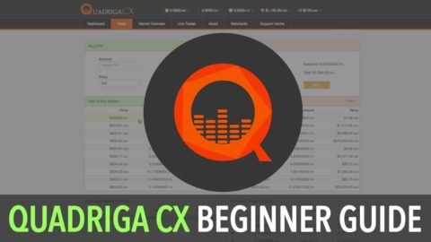 Buy Bitcoin in Canada Easily on QuadrigaCX [Beginner Guide]
