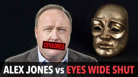 Alex Jones vs Eyes Wide Shut [Banned Remix]