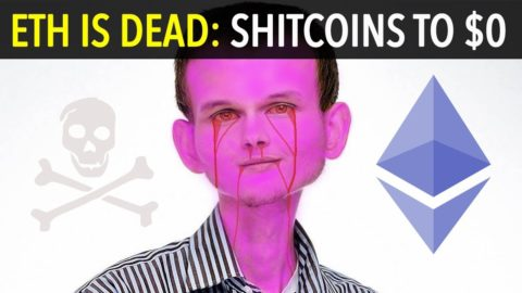 ETHEREUM IS DEAD: SHITCOINS TO $0