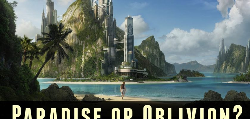 """Paradise or Oblivion (2012) - """"Documentary on a Resource Based Economy"""""""